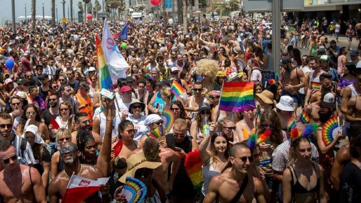 Tel Aviv celebra los juegos deportivos LGBTI+