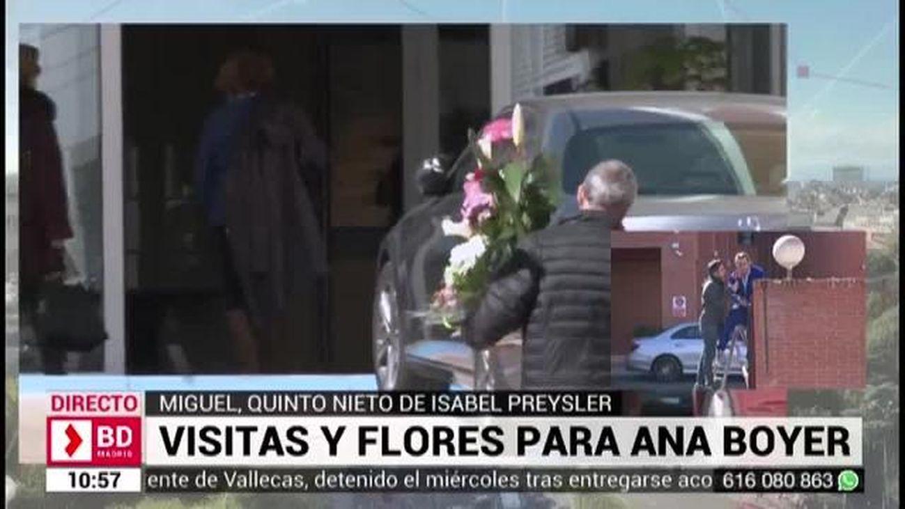 Buenos Días Madrid 28.03.2019