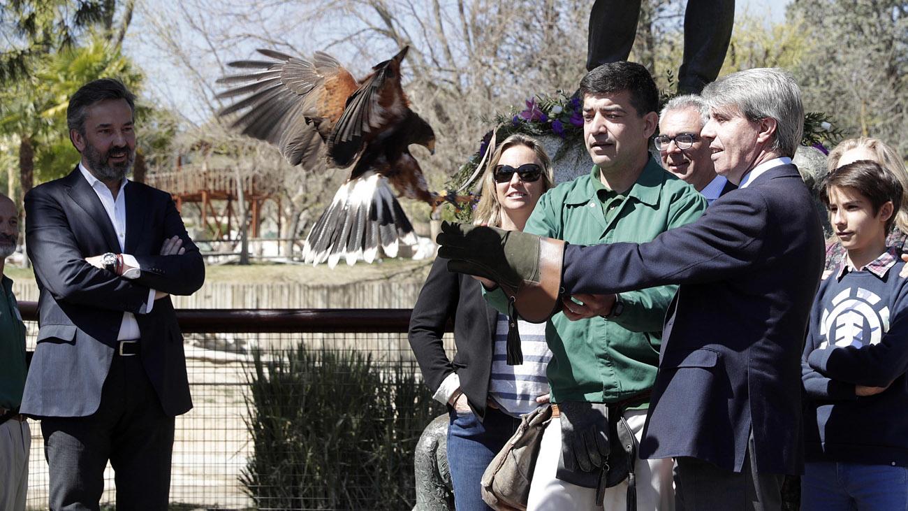 """El Zoo de Madrid rinde homenaje a Rodríguez de la Fuente, """"el influencer de los animales"""" de los 70"""