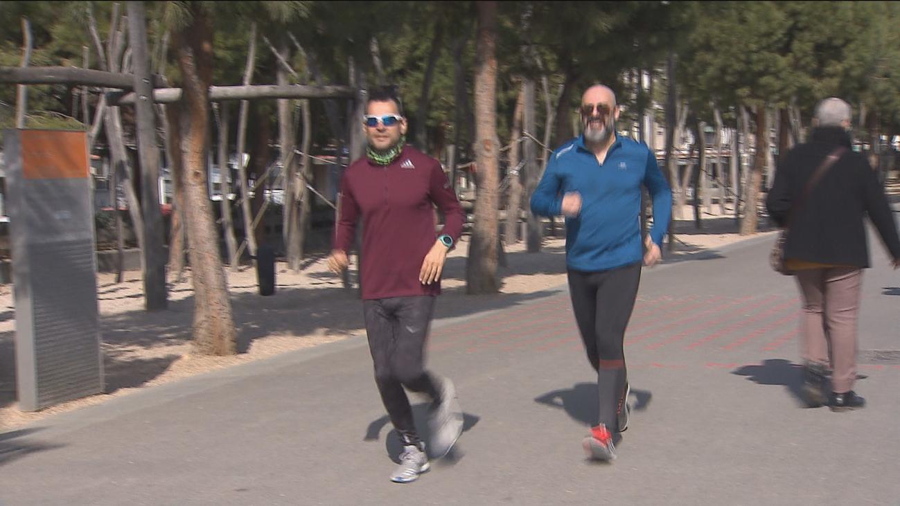 Los mejores y peores lugares para correr en Madrid