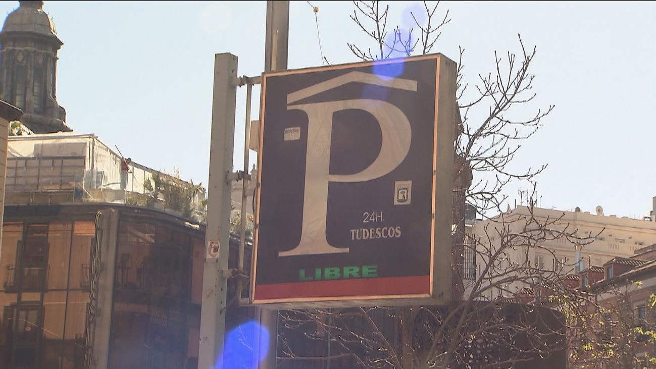 Las 'trampas' de algunos conductores para evitar las multas de Madrid Central