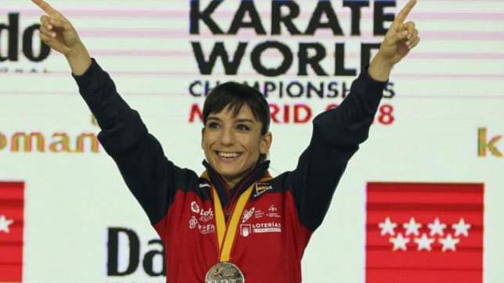 "Sándra Sánchez: ""Espero ganar mi quinto europeo"""
