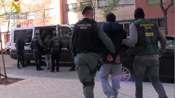 Cae un clan familiar que atracaba farmacias y robaba furgonetas para venderlas en Marruecos