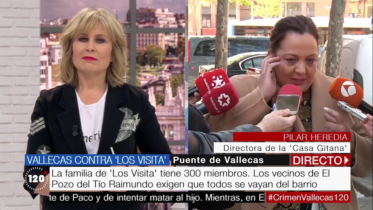 """'Casa Gitana' denuncia acoso a 'Los Visita' y ve """"injusto"""" que se marchen de Vallecas"""