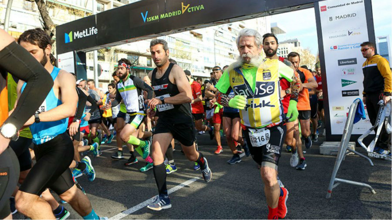MetLife Madrid, la carrera que lucha contra el TDAH