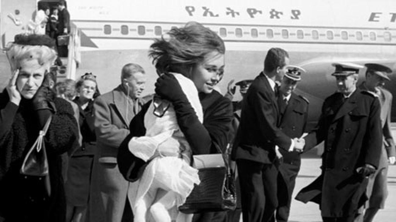 80 fotos inéditas de la reina Sofía por sus 80 años