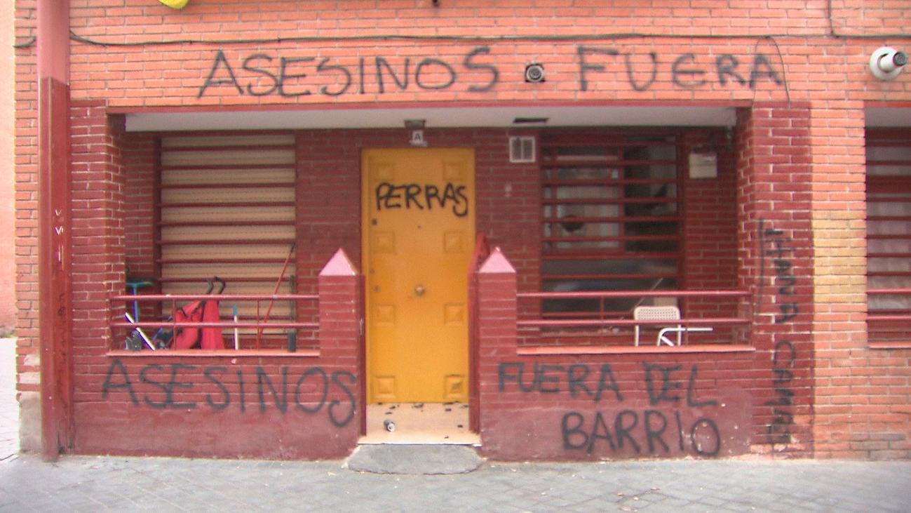 La 'Casa Gitana' contra el acoso a Los Visita en El Pozo