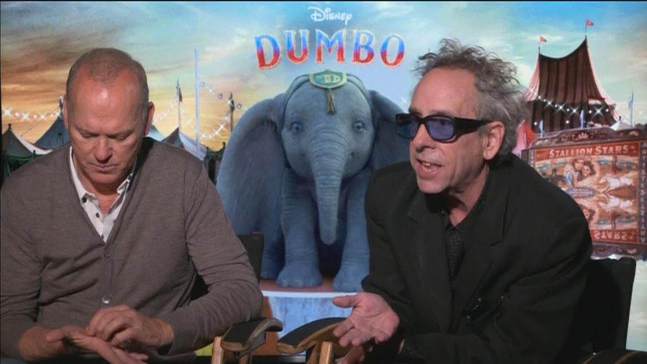 Tim Burton nos devuelve a 'Dumbo' después de 78 años