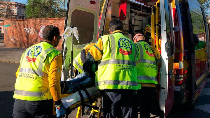 Un hombre de 30 años en estado grave tras recibir siete puñaladas en Carabanchel