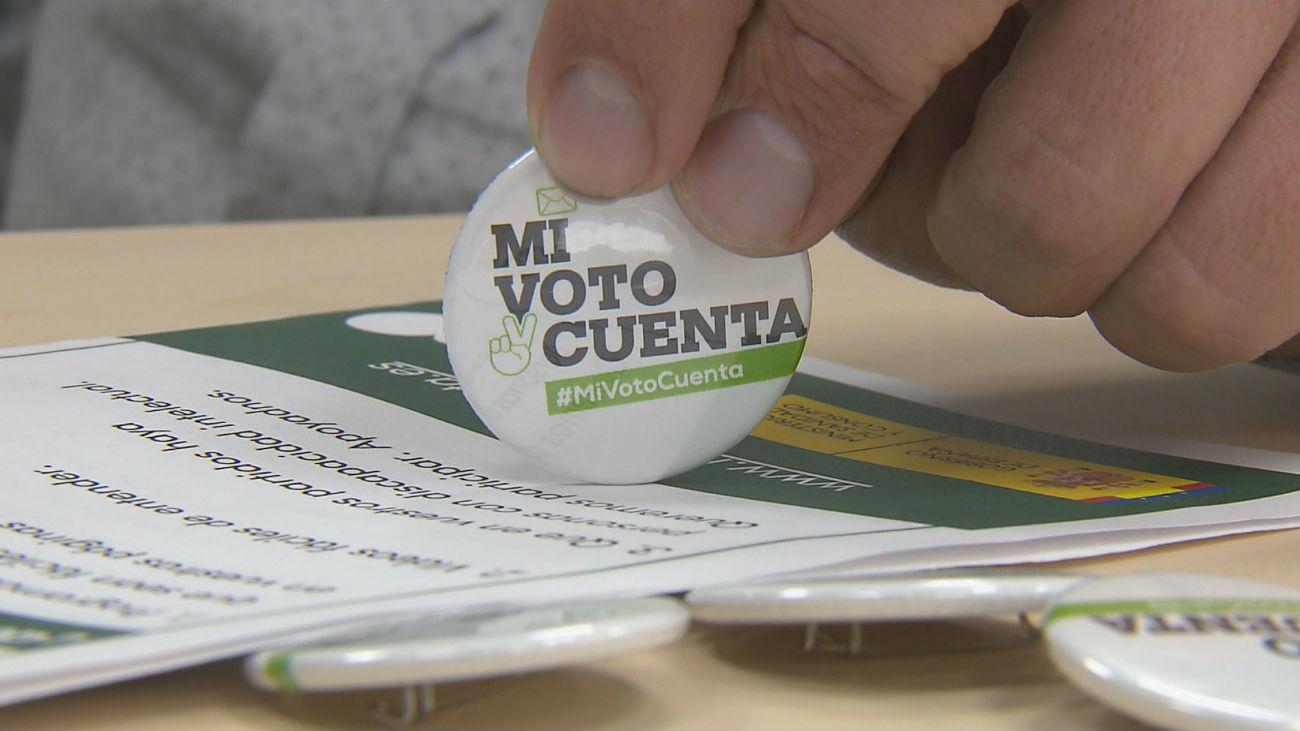 Más de 100.000 personas con discapacidad intelectual votarán por primera vez el 28A