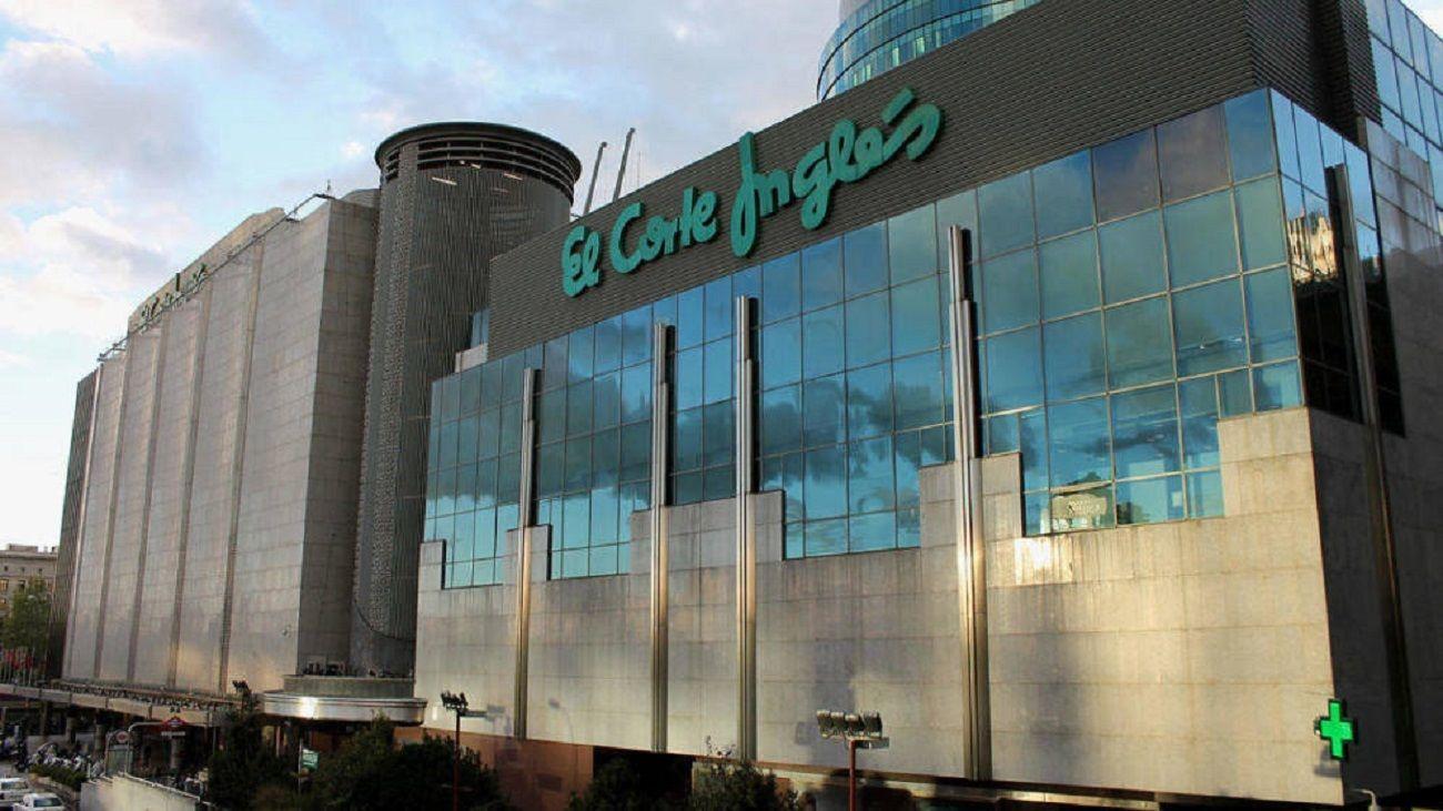 El Corte Inglés estudia construir un hotel en Castellana