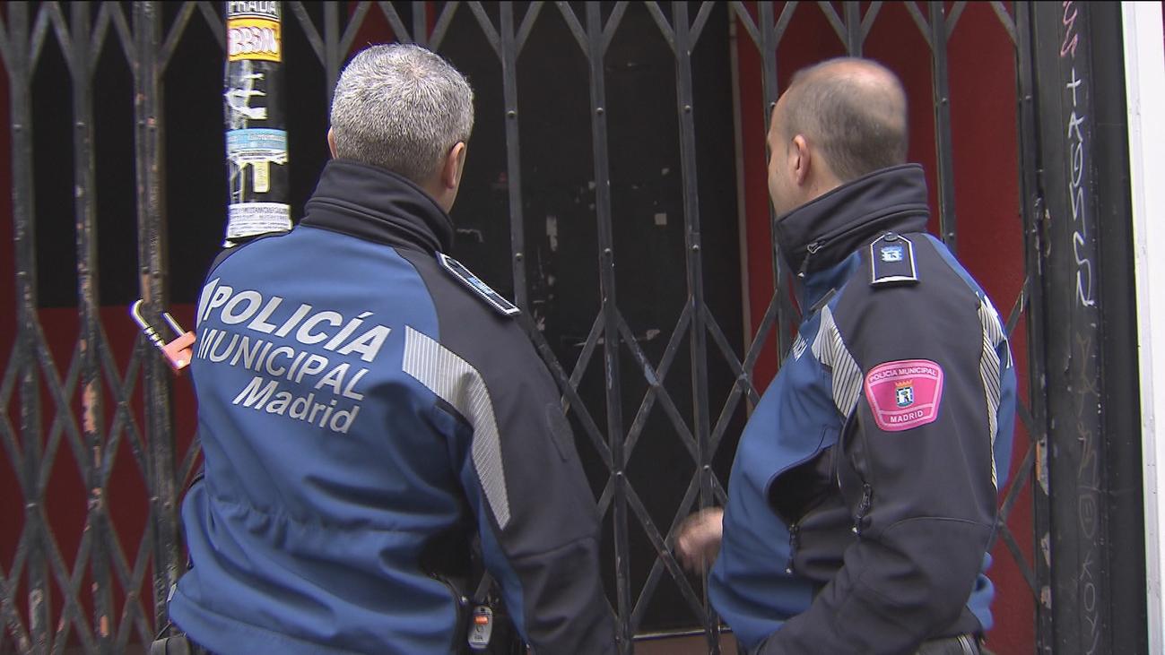 Desalojan un local en Chamberí durante una fiesta ilegal con 70 menores