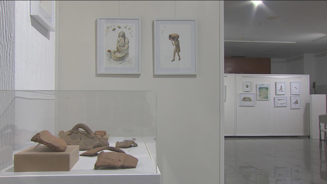 Hoyo de Manzanares expone por primera vez los hallazgos del yacimiento de La Cabilda