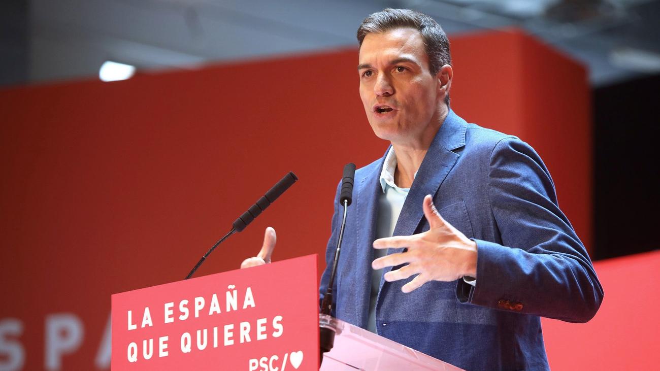 Sánchez promete blindar en la Constitución el Pacto de Toledo