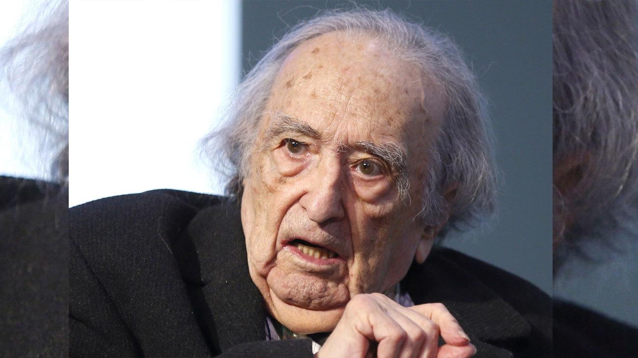 El escritor Rafael Sánchez Ferlosio, muere a los 91 años de edad