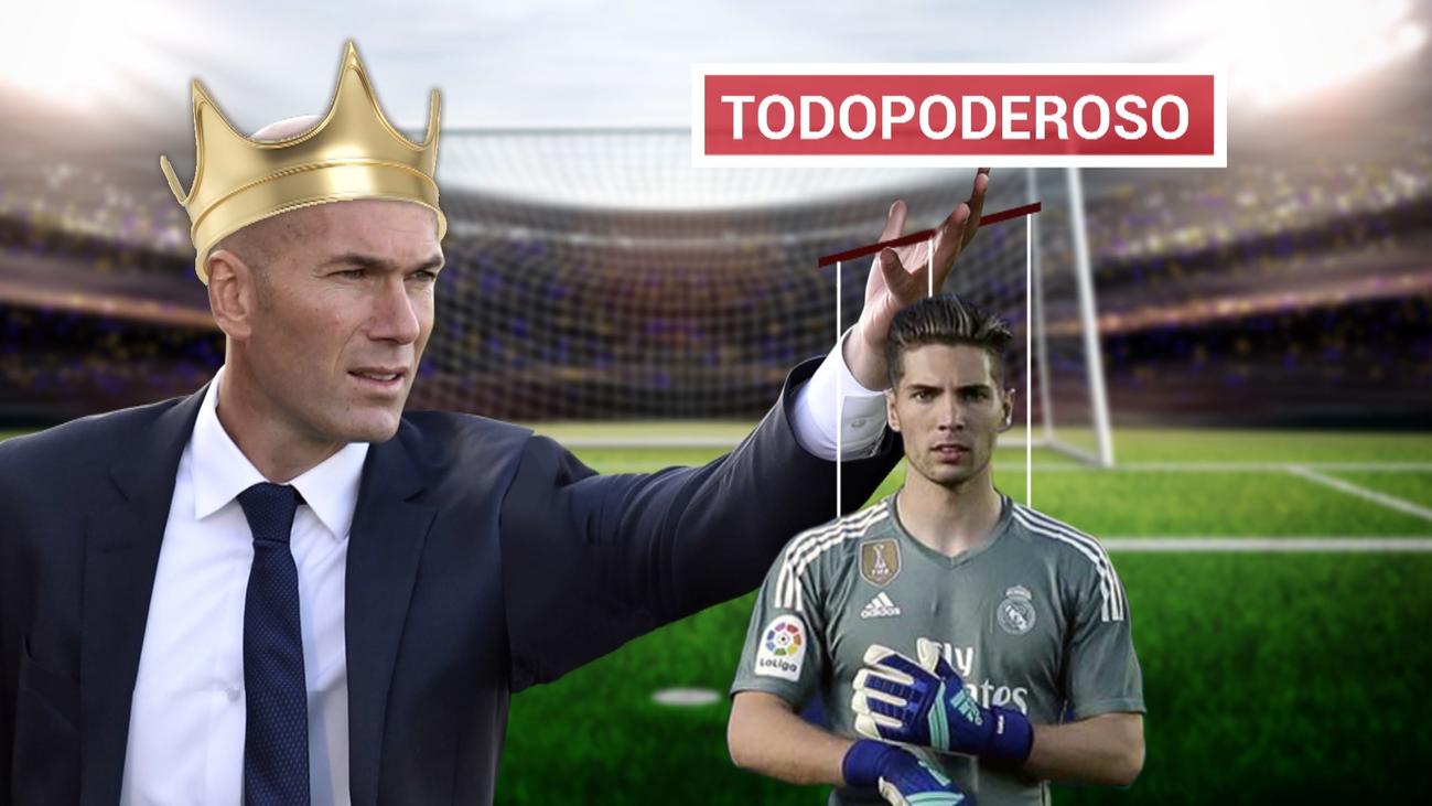 El casting de Zidane, 19 jugadores en dos partidos