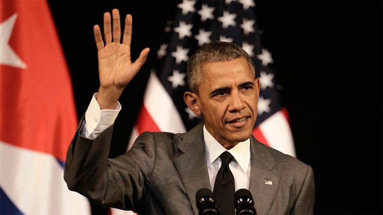 'Bienvenido, mister Obama': el expresidente de EEUU visita Sevilla
