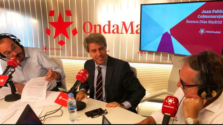 """Garrido admite que al principio no le hizo """"gracia"""" no ser el candidato del PP en Madrid"""