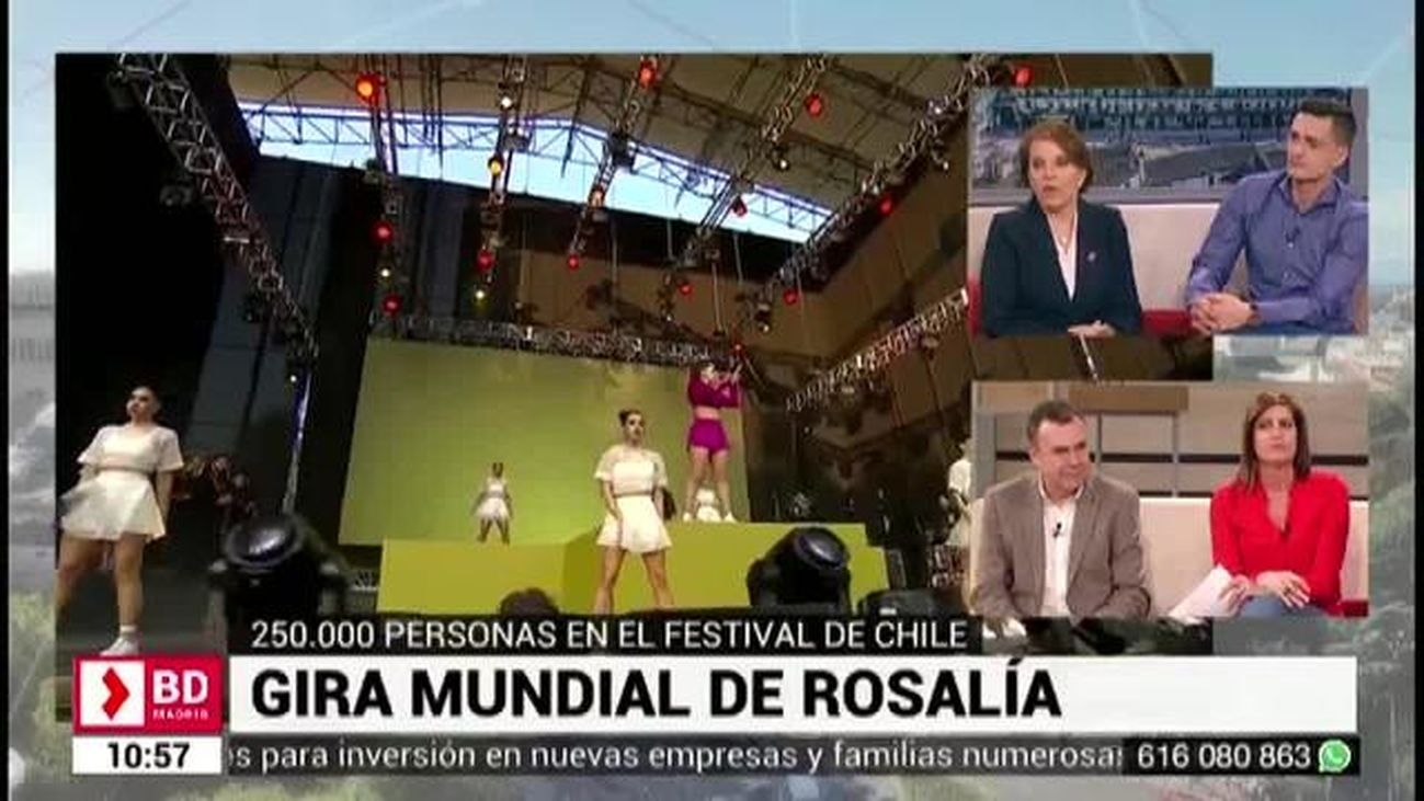 Buenos Días Madrid (10:30 - 11:30) 02.04.2019