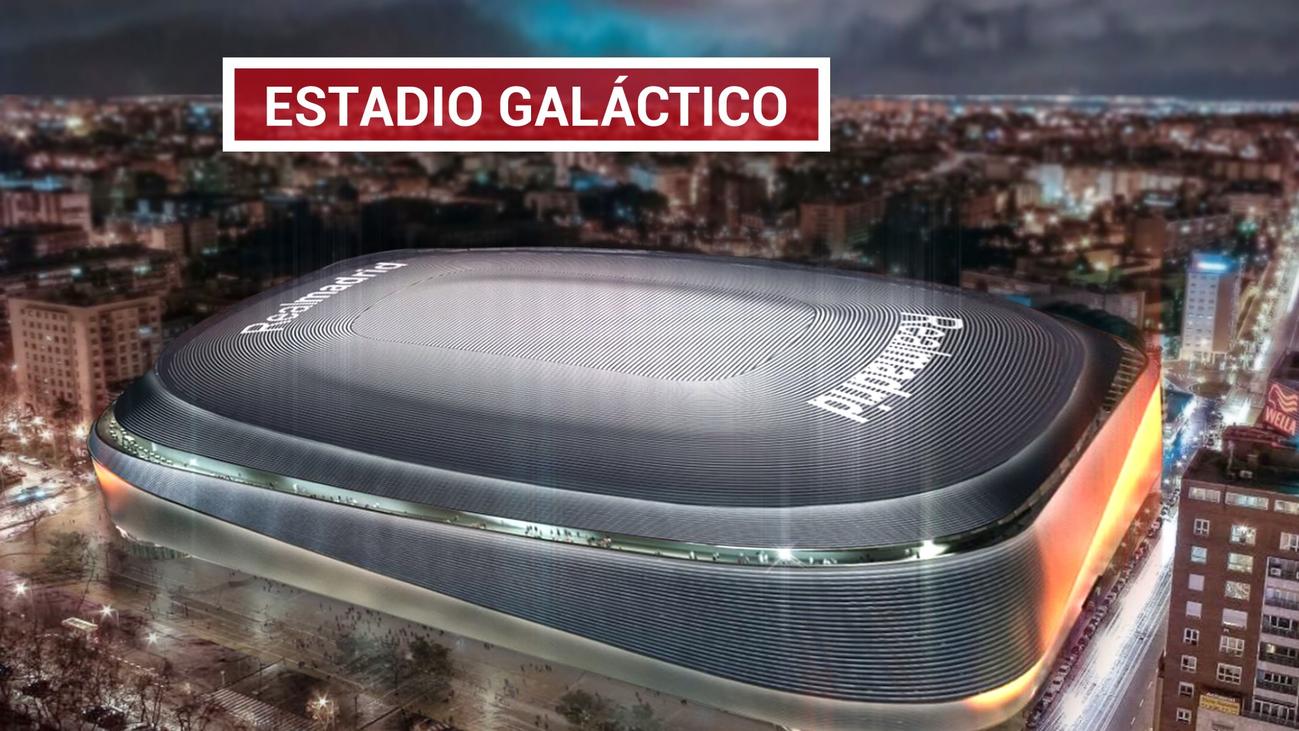 Las fechas y cifras que marcan el nuevo estadio Santiago Bernabéu