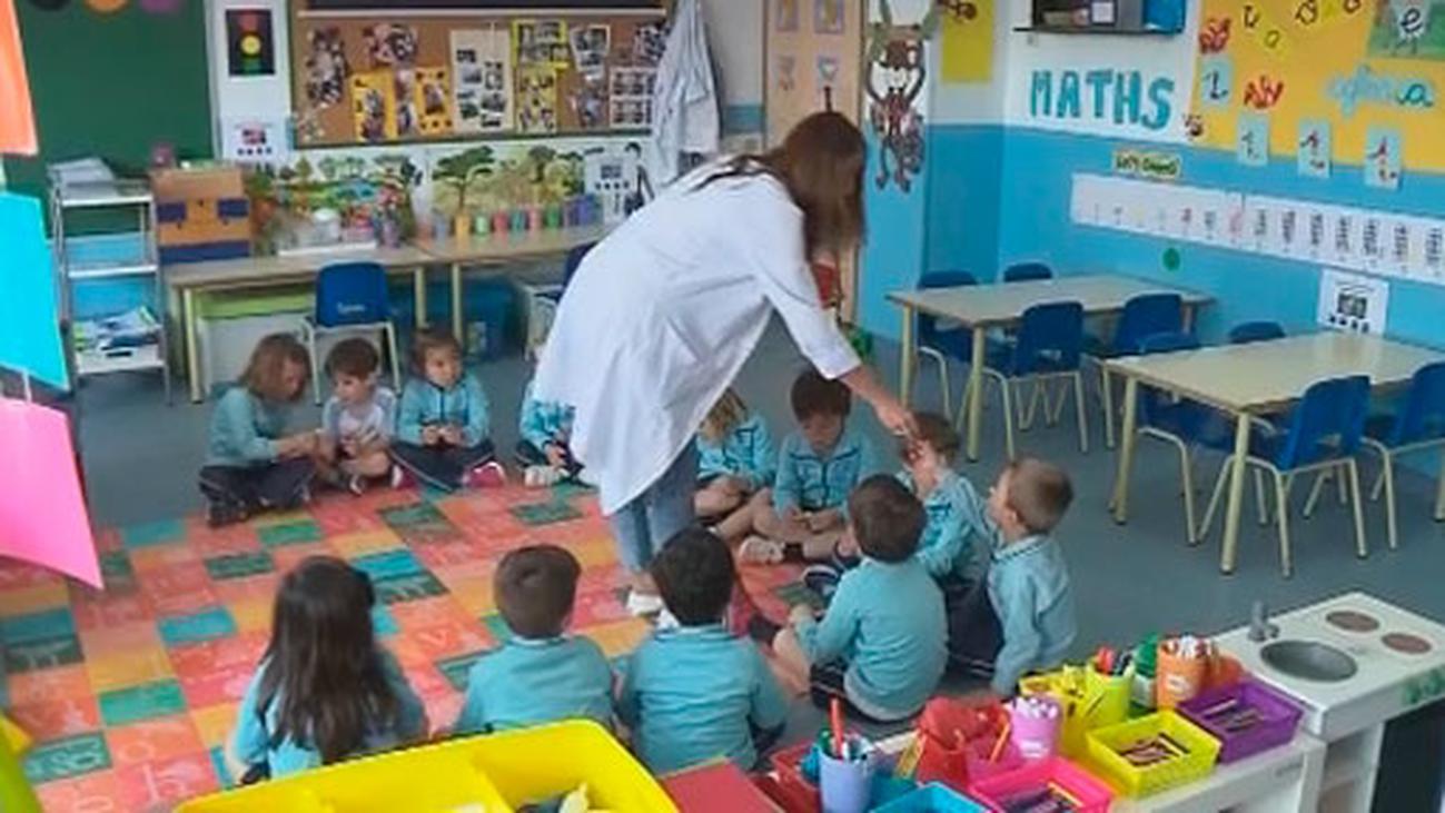 Más de 30 colegios de Madrid se adhieren al programa de educación emocional