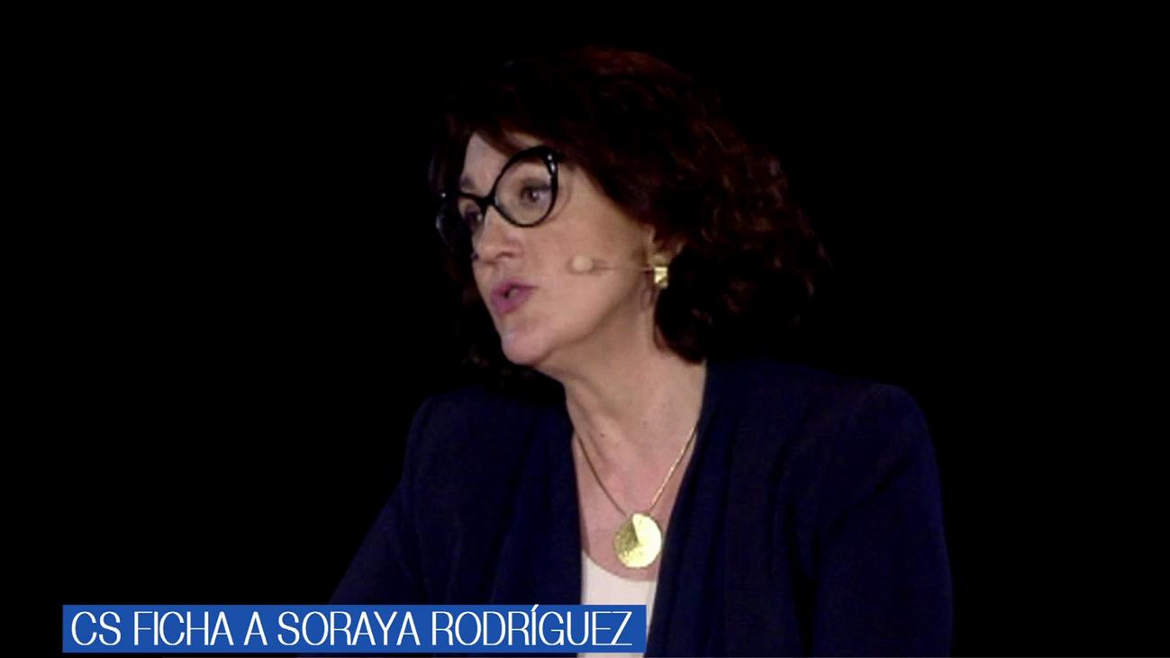 Soraya Rodríguez se incorpora a la lista de Cs para las elecciones europeas
