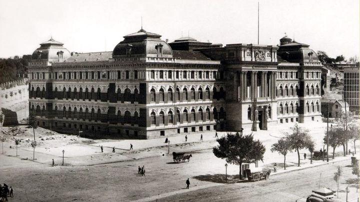 Los enfermeros obregones del Hospital General y de la Pasión de Madrid