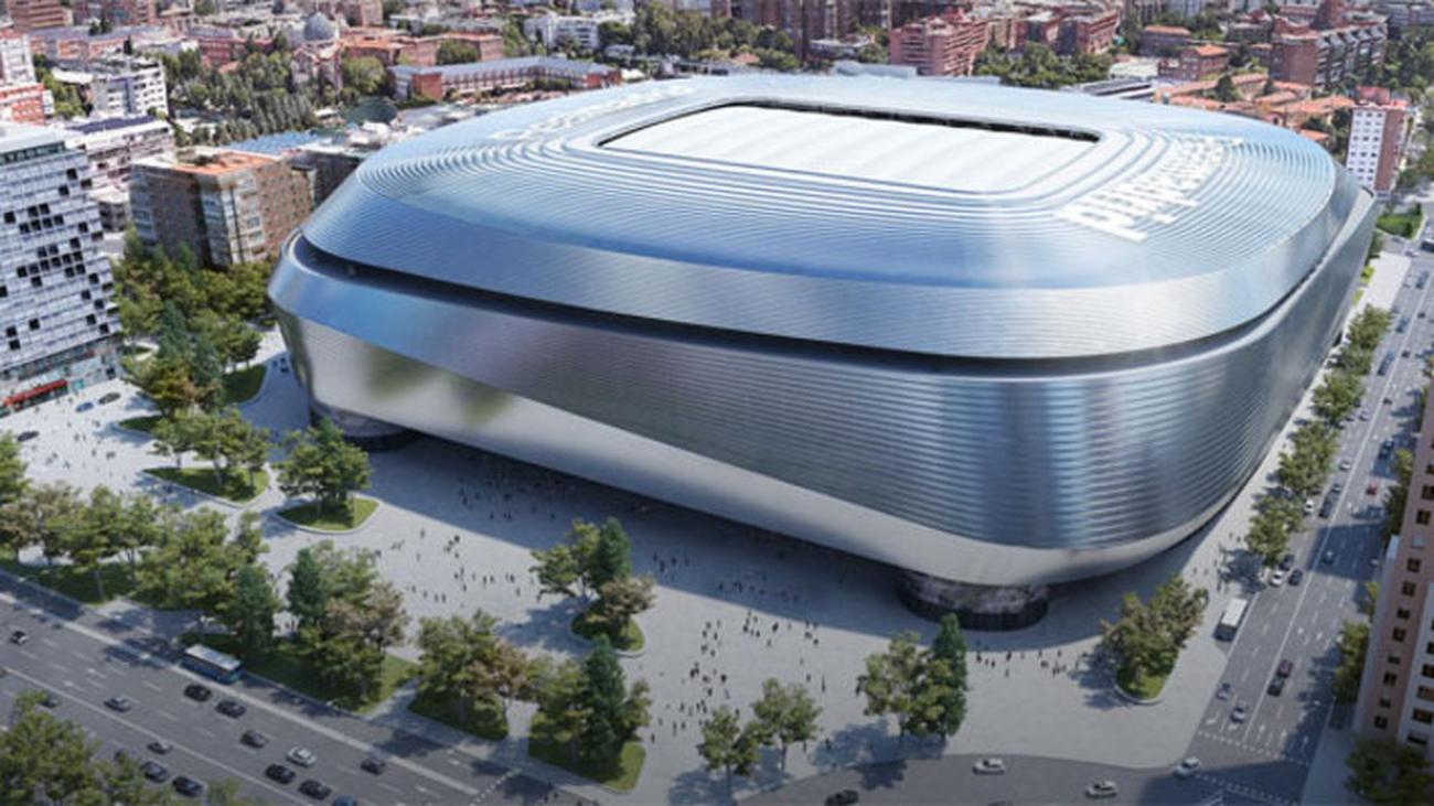 El nuevo Bernabéu revalorizará su entorno