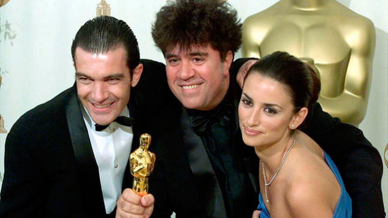2000. Pedro Almodóvar se consagra en Hollywood