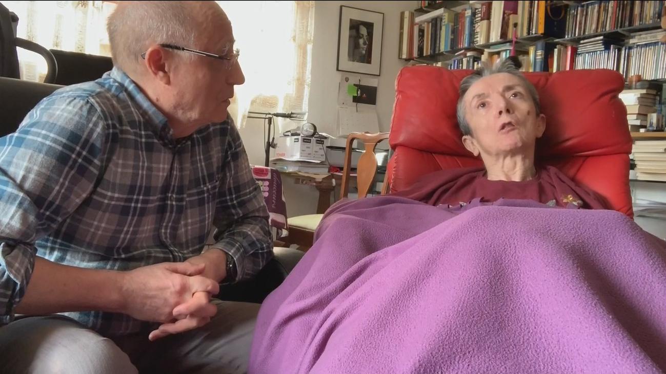 Ángel, detenido por ayudar a morir a su mujer enferma, queda en libertad