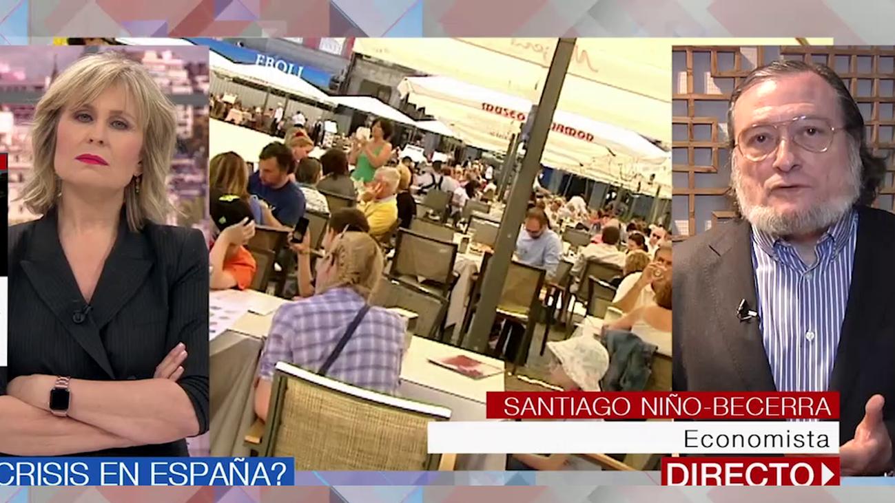 ¿Estamos ante una nueva crisis económica en España?
