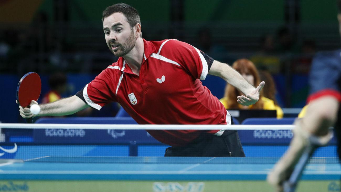 Álvaro Valera, un deportista paralímpico de 'oro'