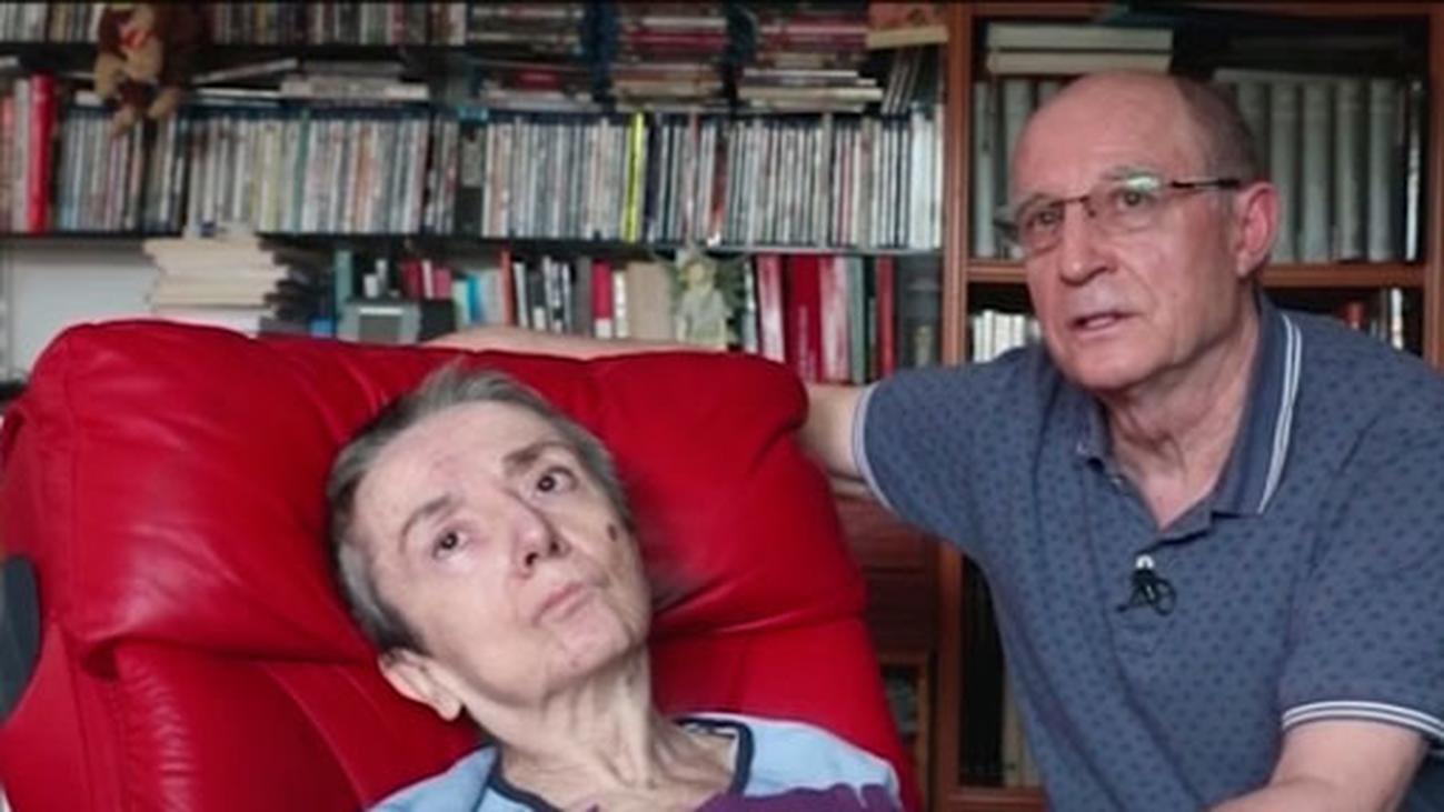 La mujer que recibió ayuda de su marido para morir dejó grabado su deseo en vídeo