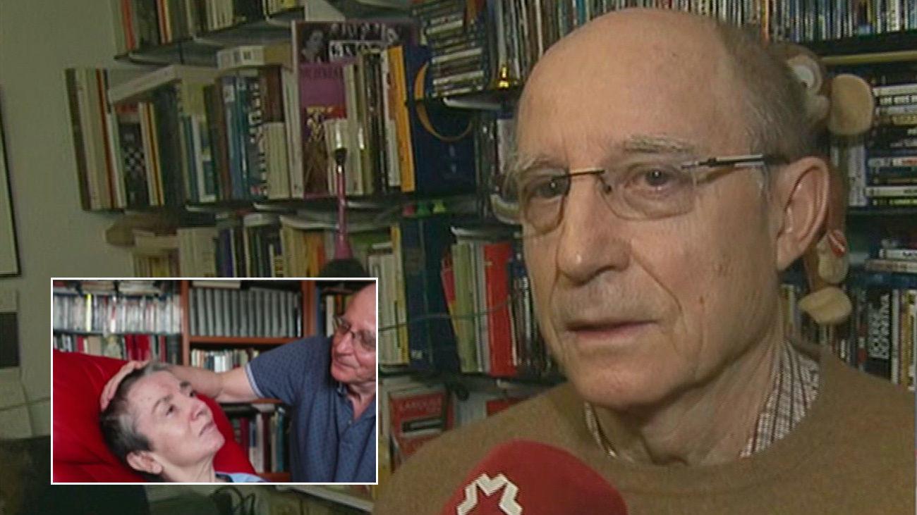 La Fiscalía pide prisión para el vecino de Moncloa que ayudó a morir a su mujer, pero no se opone al indulto