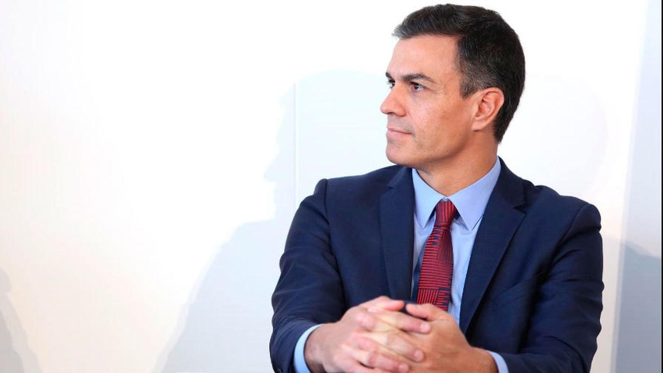 Pedro Sánchez, el increíble hombre creciente