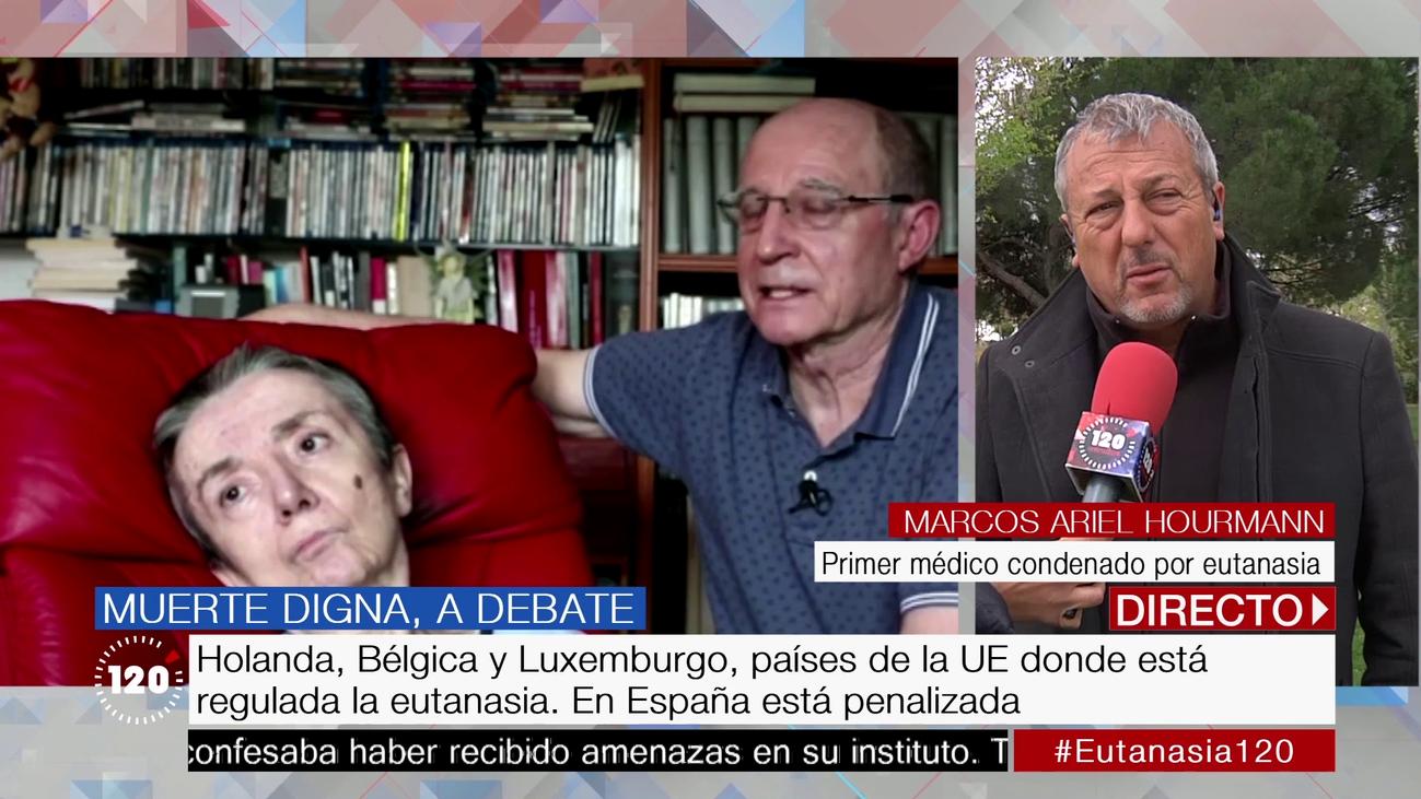 """El primer médico condenado por eutanasia: """"Ángel es un ejemplo de dignidad"""""""
