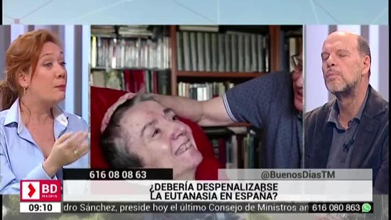 ¿Debería despenalizarse la eutanasia en España?