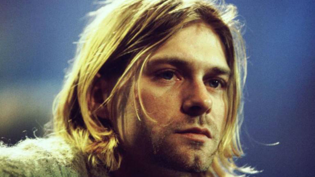 Un cuarto de siglo de la muerte de Kurt Cobain