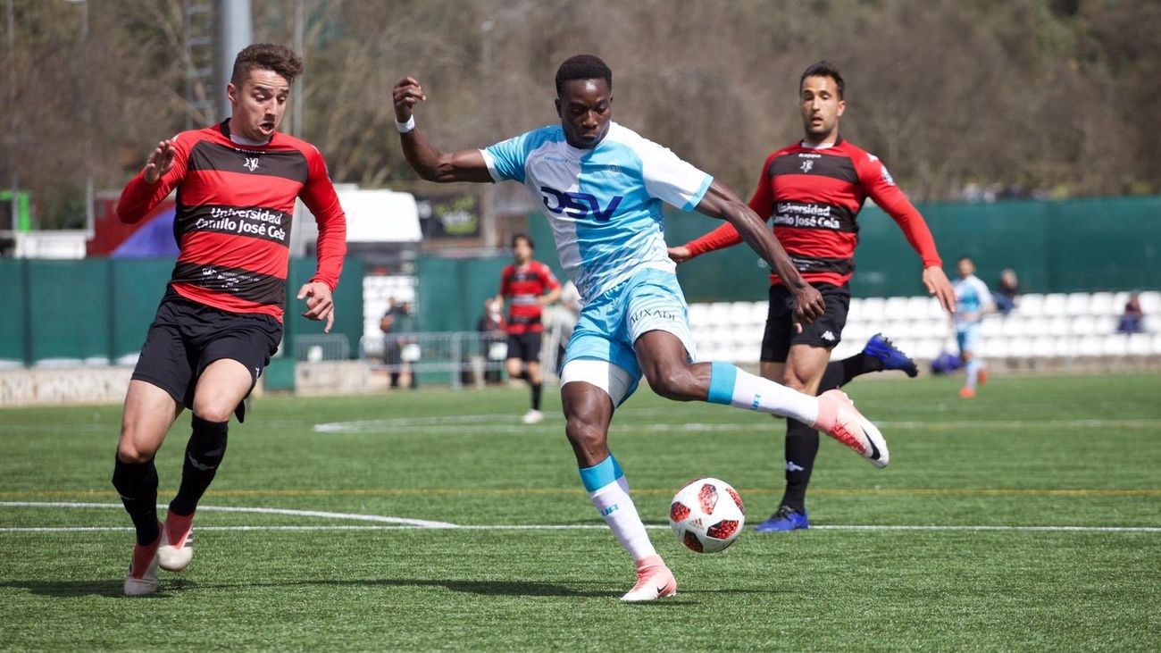 1-2. Unión Adarve acaricia la salvación tras vencer al Inter