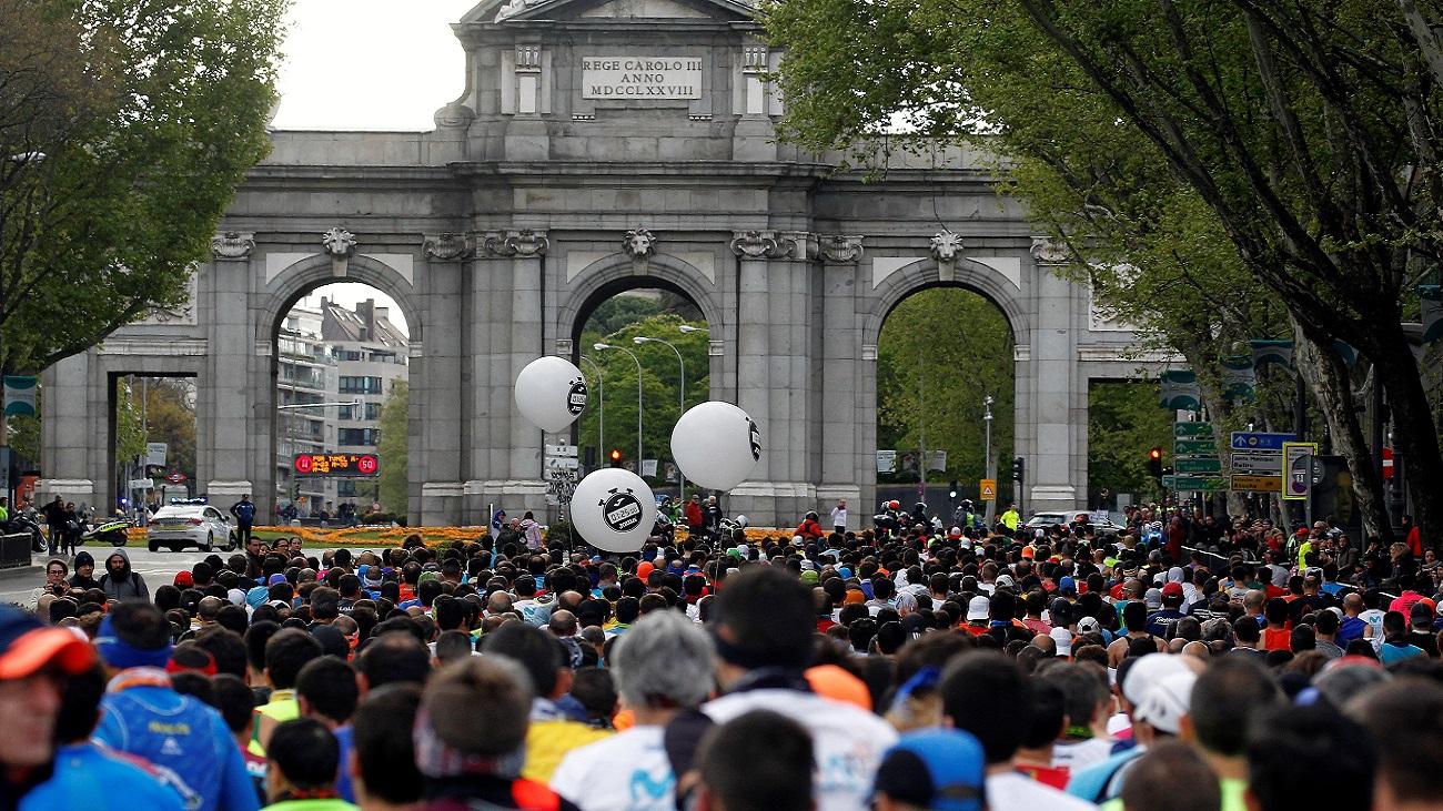 Kiprono gana la Media Maratón de Madrid y establece un nuevo récord