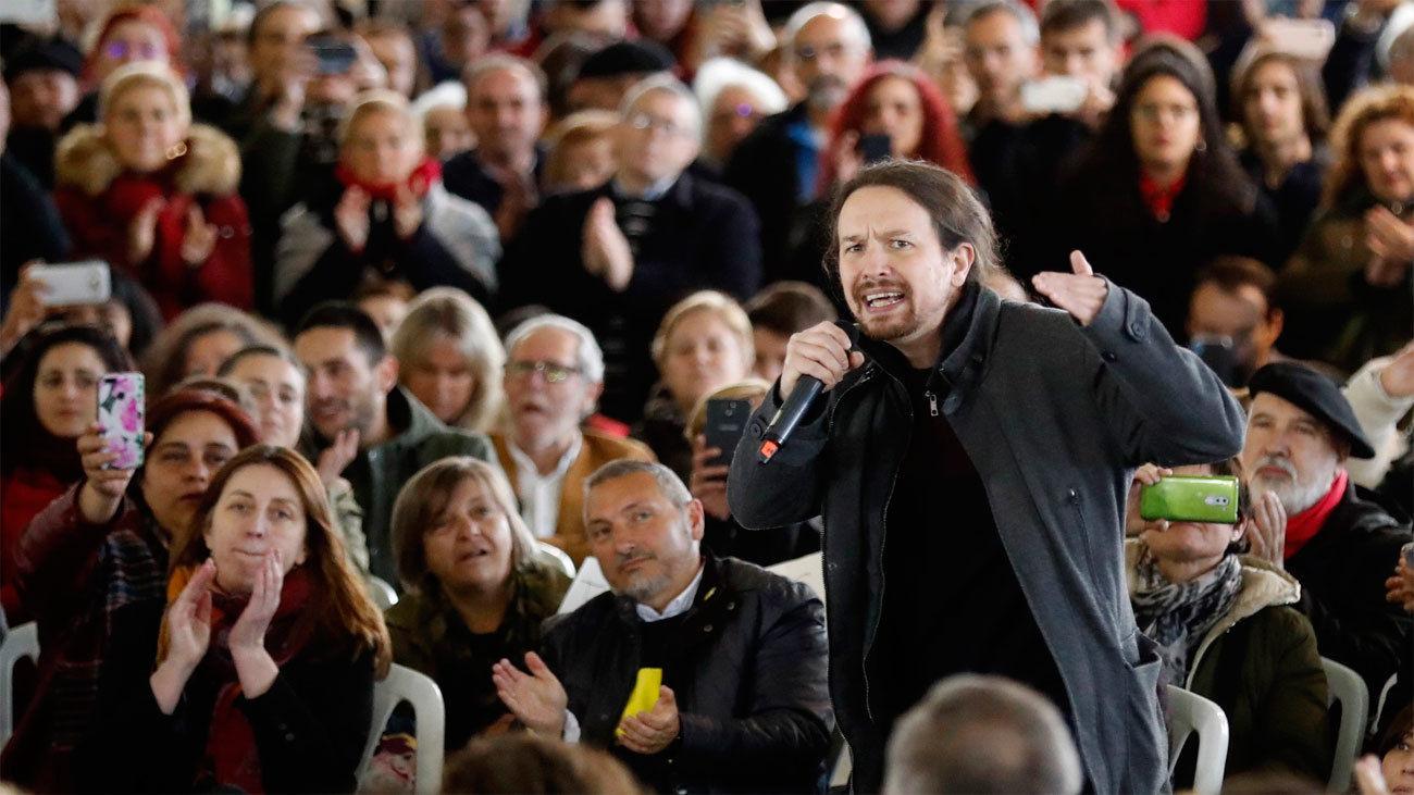 Pablo Iglesias, el tribuno de la plebe