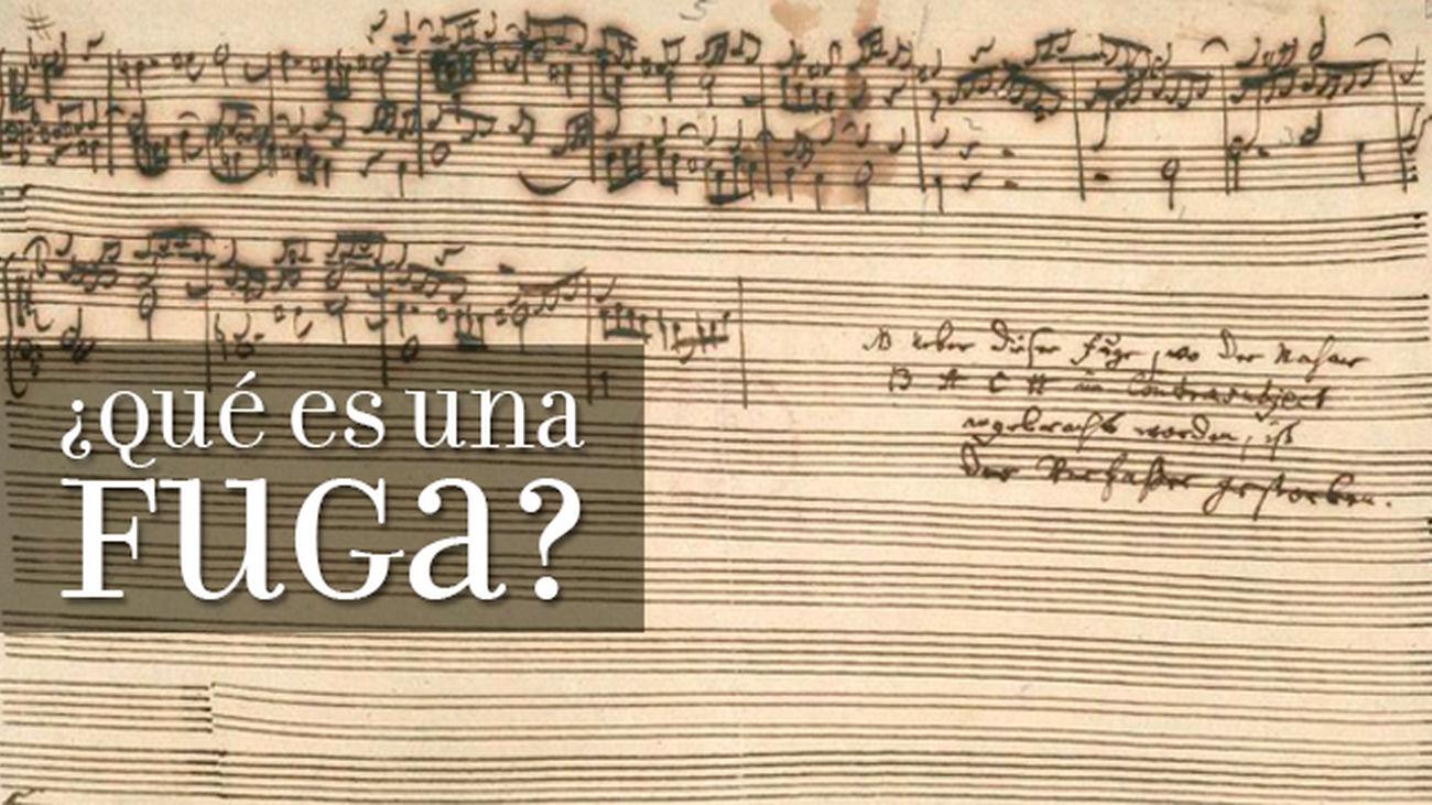 Aprendiendo música clásica: ¿Sabes qué es una 'Fuga'?
