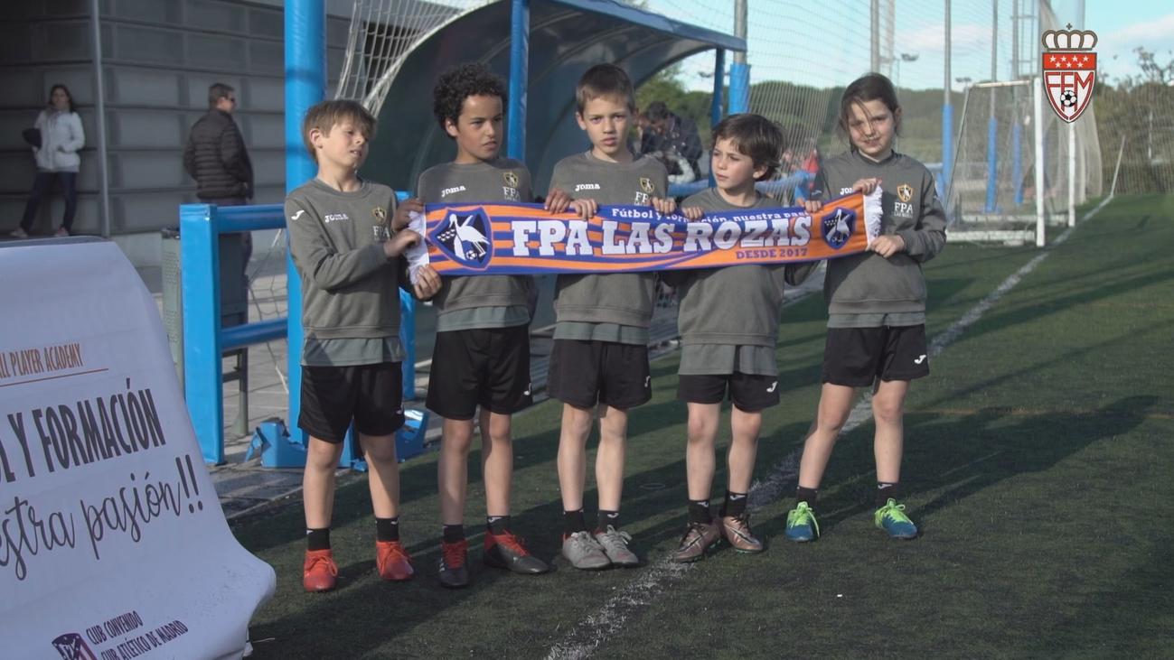 FPA Las Rozas, fútbol y formación