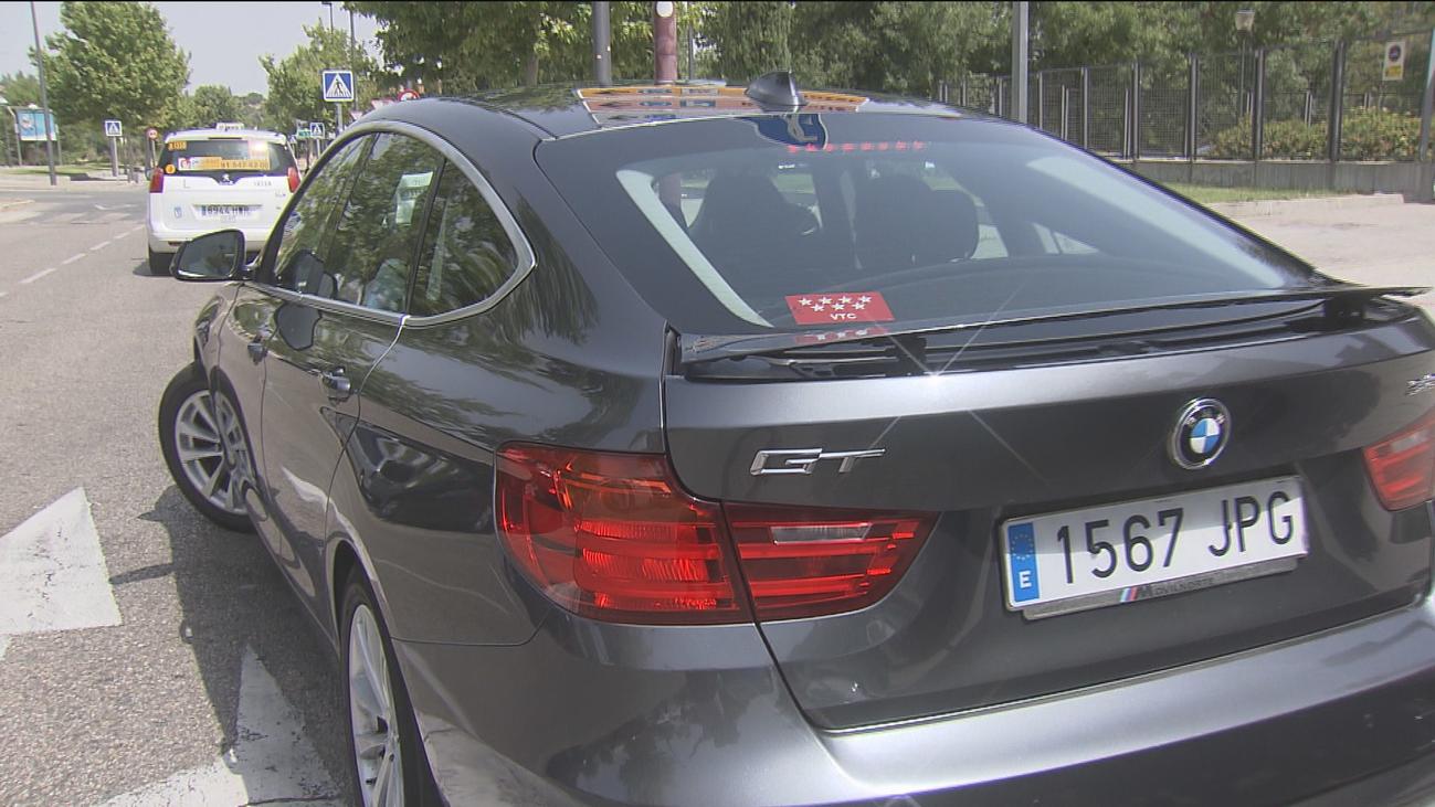 Las licencias VTC aumentan en Madrid un 10% en tan sólo tres meses