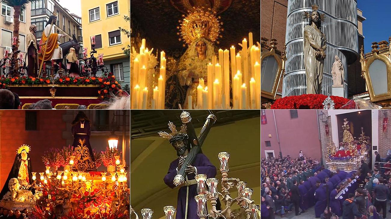 La Semana Santa se vive a lo grande en Madrid