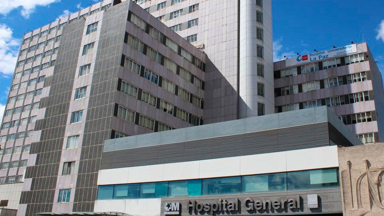 La Comunidad destina más de 500 millones a la reforma integral del Hospital La Paz