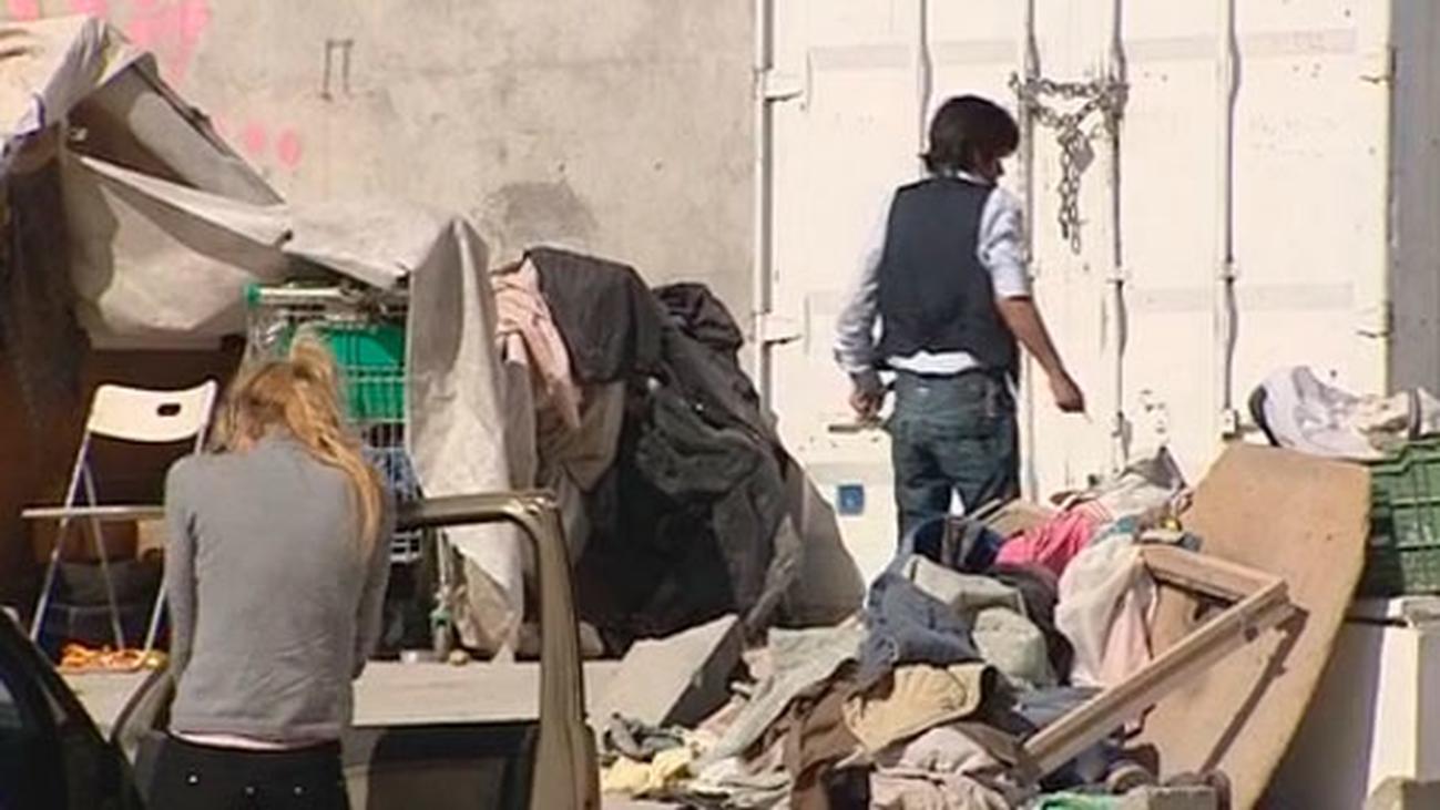 Los vecinos de Lavapiés denuncian la presencia de clanes de la droga de La Cañada Real