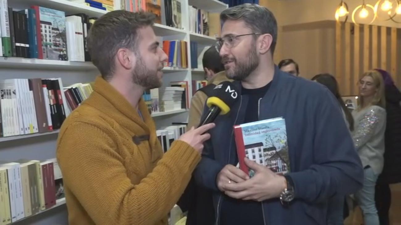 """Máximo Huerta: """"Los que me han decepcionado ya olían a rancio de antes"""""""