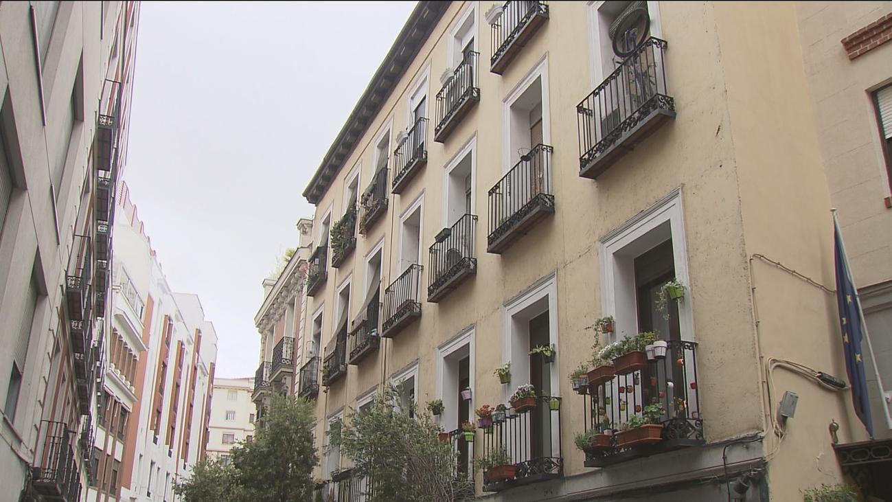 """El balcón de Madrid de """"las oscuras golondrinas"""" de Bécquer"""