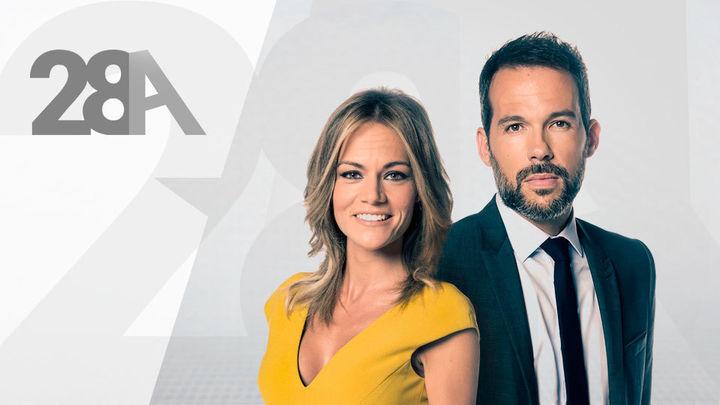 Telemadrid sigue en directo este jueves el arranque de la campaña electoral